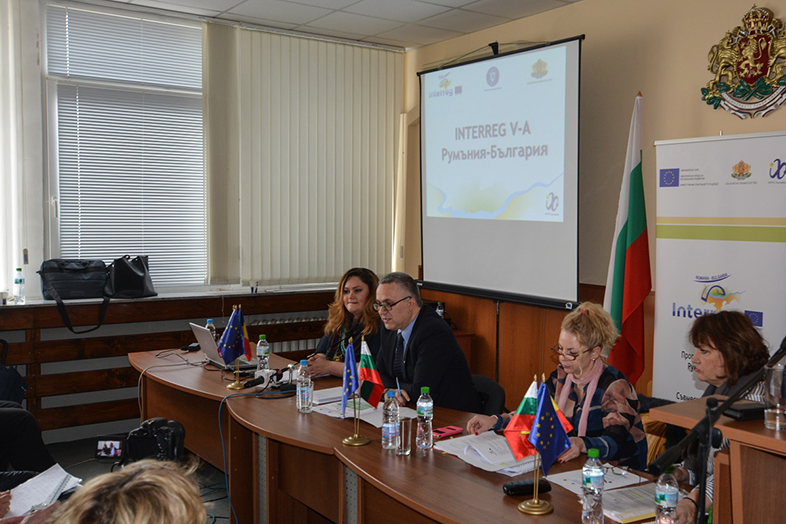 Meeting Dobrich Second Call Interreg V A1
