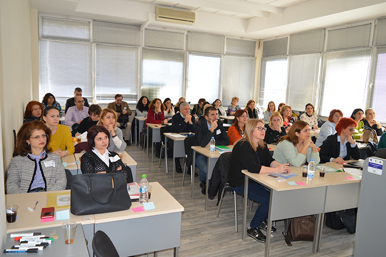 Workshops Teachers Dobrich 18 19 march 2017 1