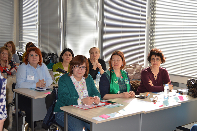Workshops Teachers Dobrich 18 19 march 2017 2