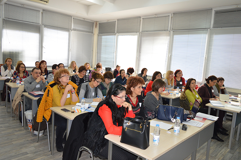 Workshops Teachers Dobrich 18 19 march 2017 8